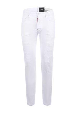 Jeans Dsquared2 Skater Jean in denim DSQUARED | 24 | S74LB0861STN833-100