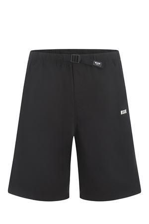 Shorts MSGM in cotone MSGM | 30 | 3040MB05X217104-99