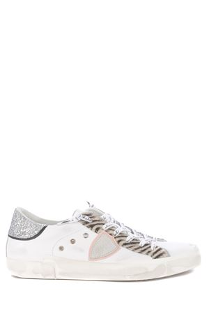 Sneakers Philipp Model Prsx Low in pelle PHILIPPE MODEL | 5032245 | PRLDVGZ1
